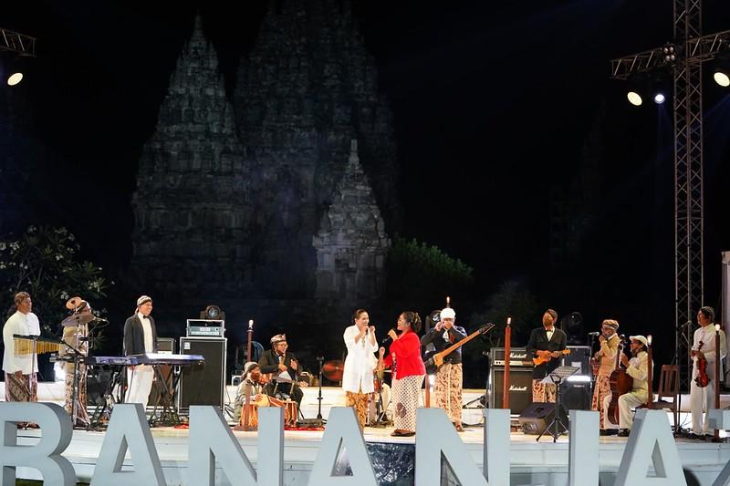 Prambanan Jazz 2020 Sinten Remen 10