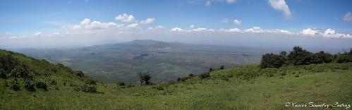 kajiado ken kenya oloshooibok ngonghills panorama kenyale