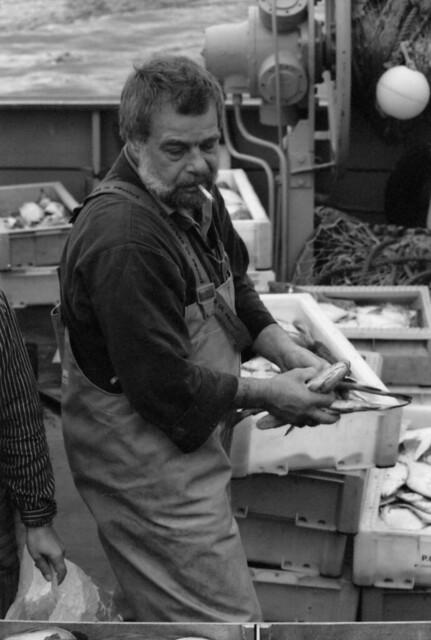 St. Pauli, Fischmarkt, 1991