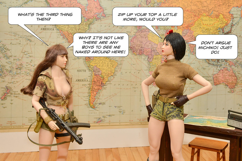 Kamiko Komics & Blond Action Man: Sorry, Wrong Damned Number! (SIMON Treaty) 50555956268_f7550cce7d_c