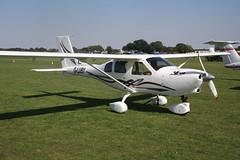 G-LUBY Jabiru J430 [PFA 336-14605] Sywell 020918