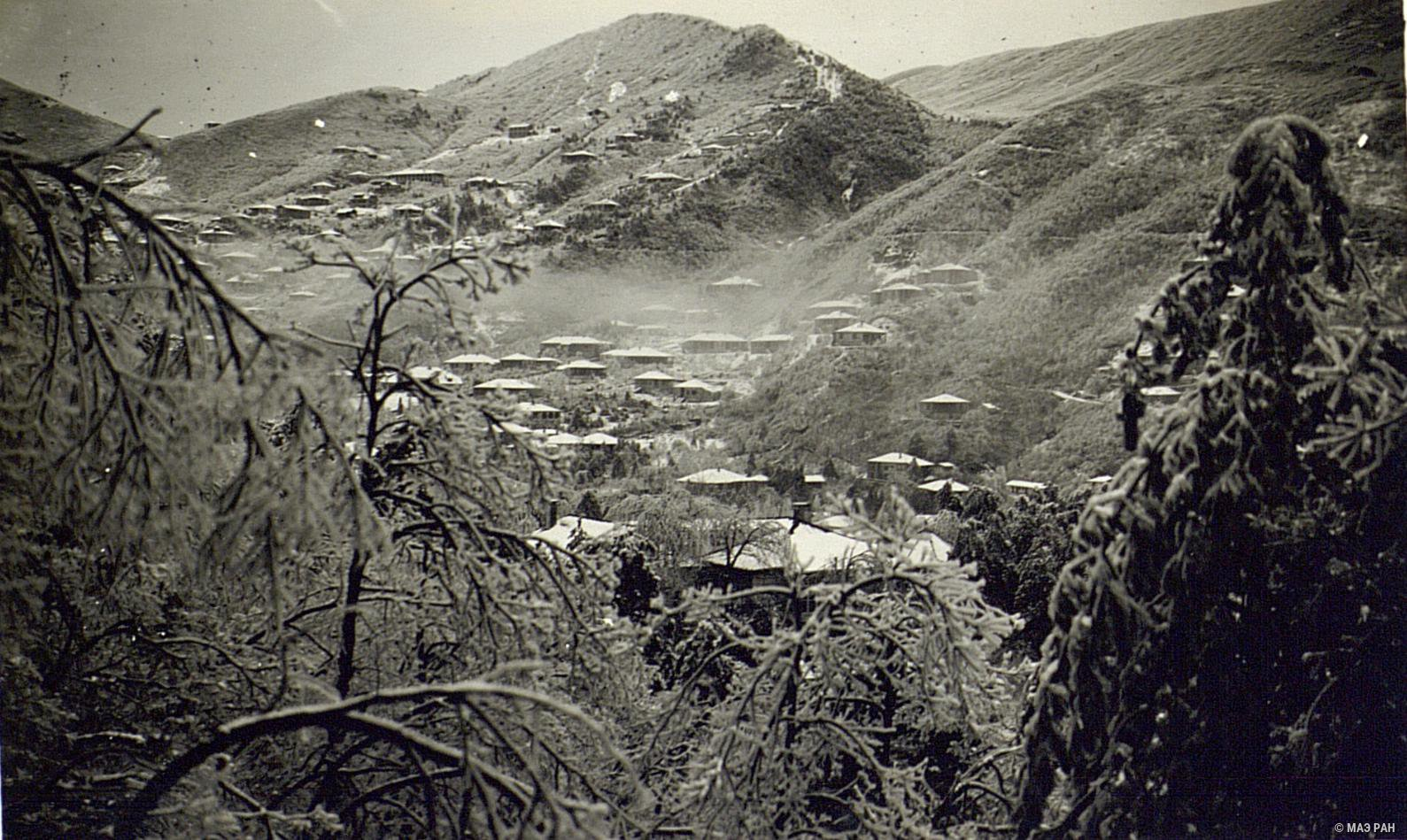 Деревня Гулин зимой (3)