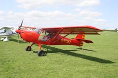 G-FOKZ Aeropro Eurofox [LAA 376-15149] Sywell 310818