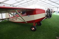 G-ECTF Comper CLA7 [PFA 103-13078] Sywell 310818