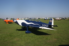 G-DAZZ Vans RV-8 [PFA 303-14245] Sywell 020918
