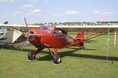 G-KFOX Denney Kitfox [PFA 172-11447] Sywell 310818