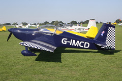 G-IMCD Vans RV-7 [PFA 323-13965] Sywell 020918