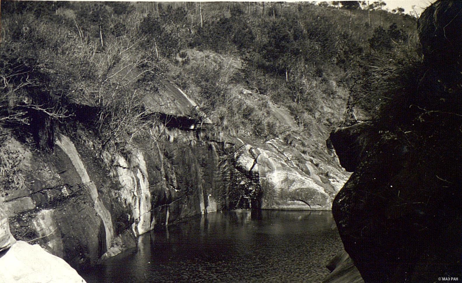 Горное озеро в Гулине