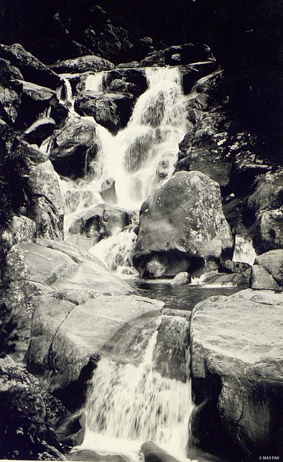 Водопад в горах Гулина (2)