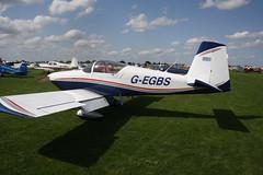 G-EGBS Vans RV-9A [PFA 320-14234] Sywell 310818