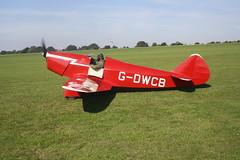 G-DWCB Chilton DW.1A [PFA 225-14454] Sywell 010918