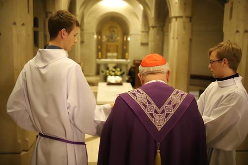 Uroczystość Wszystkich Świętych - Sanktuarium św. Jana Pawła II
