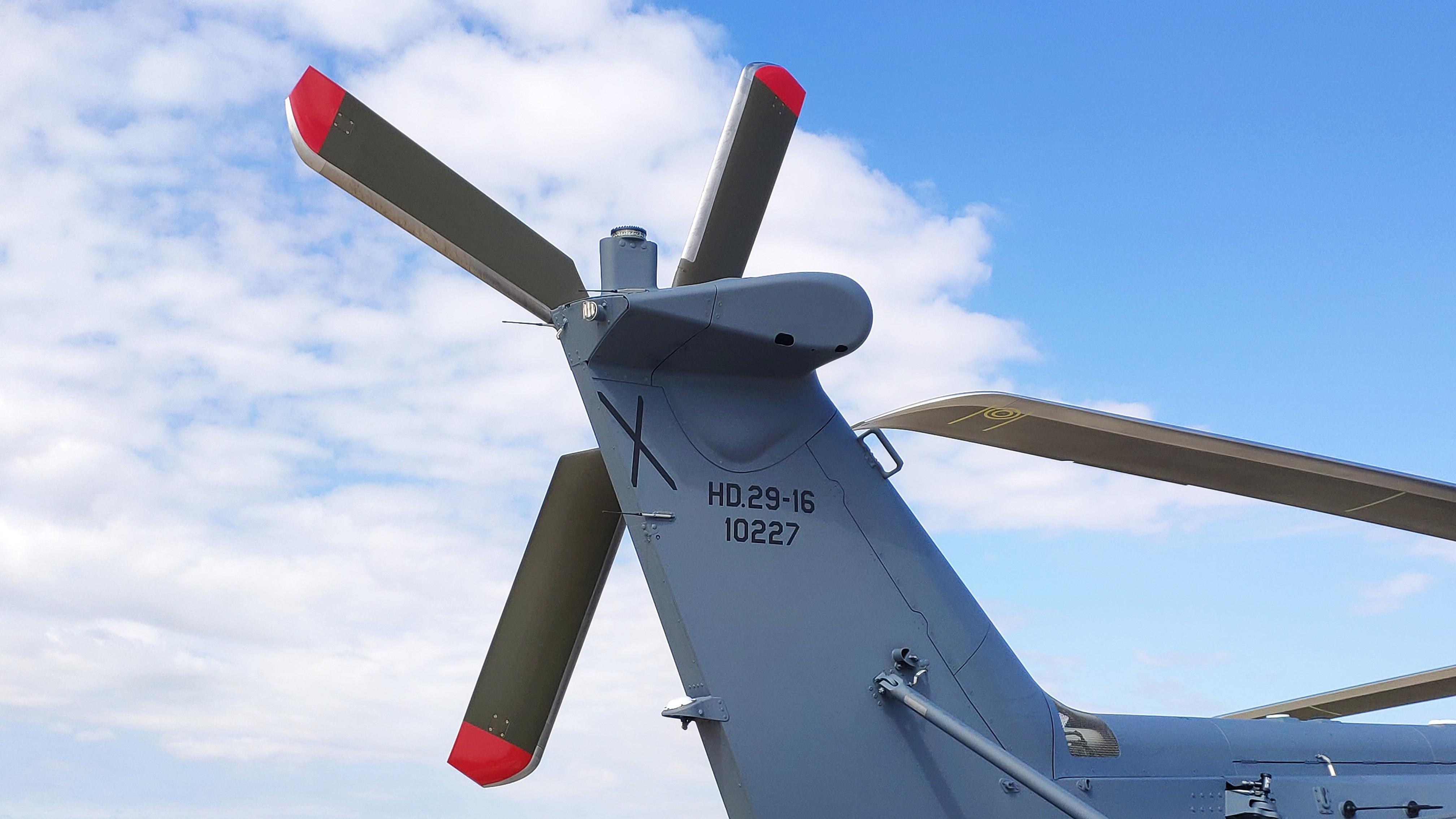 Primera unidad del NH90 en llegar al Ejército del Aire