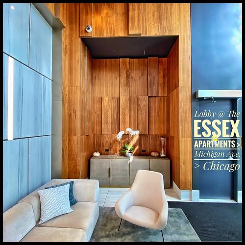 Essex Apartments Lobby > Michigan Avenue > CHICAGO