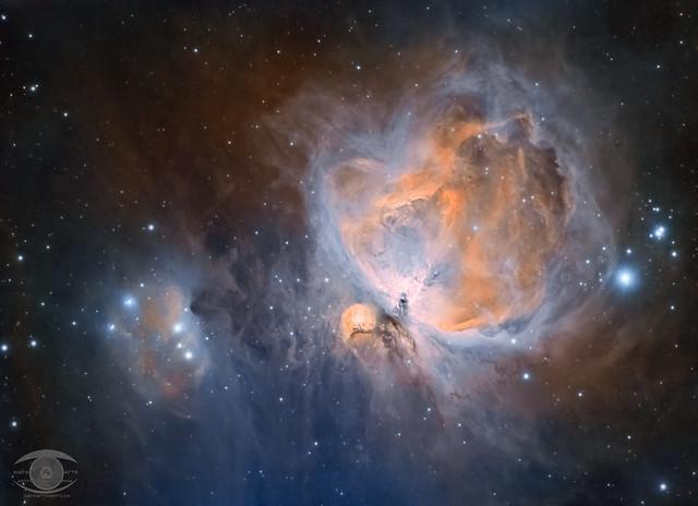 M42 - The Orion Nebula (OHO)