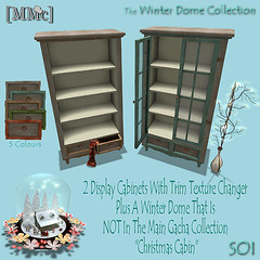 [MMc] Winter Dome Collection Seed of Inspiration