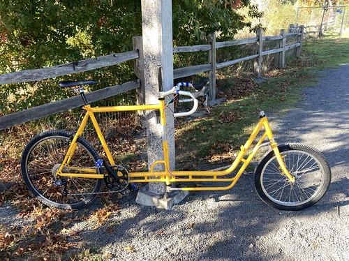 Every bike a gravel bike