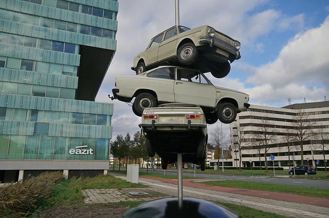 Hondsrugweg - Amsterdam (Netherlands)