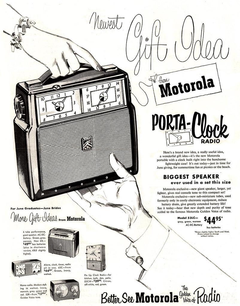 Motorola 1953