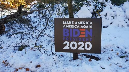 Make America America again