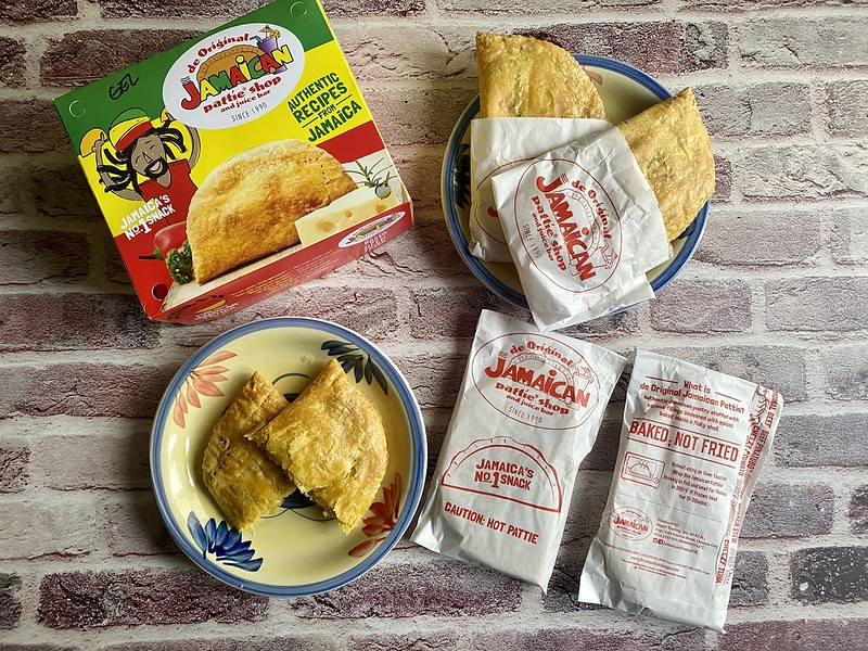 D' Original Jamaican Pattie