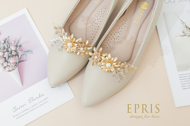 婚鞋飾扣飾品
