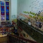 Ноя 2 2020 - 00:44 - Студенты Литинститута в музее «Булгаковский дом», 31 октября 2020. Организатор экскурсии - Дмитрий Александрович Фукс.