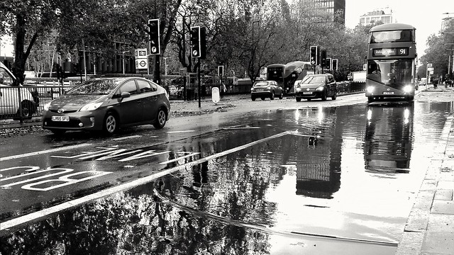 A soaking approaching....