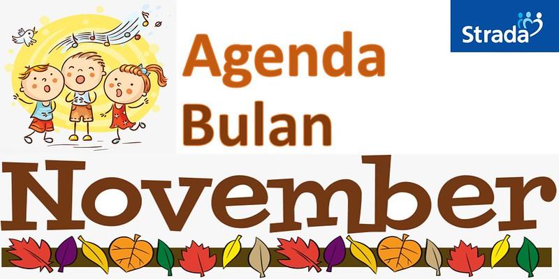 Agenda Bulan November 2020