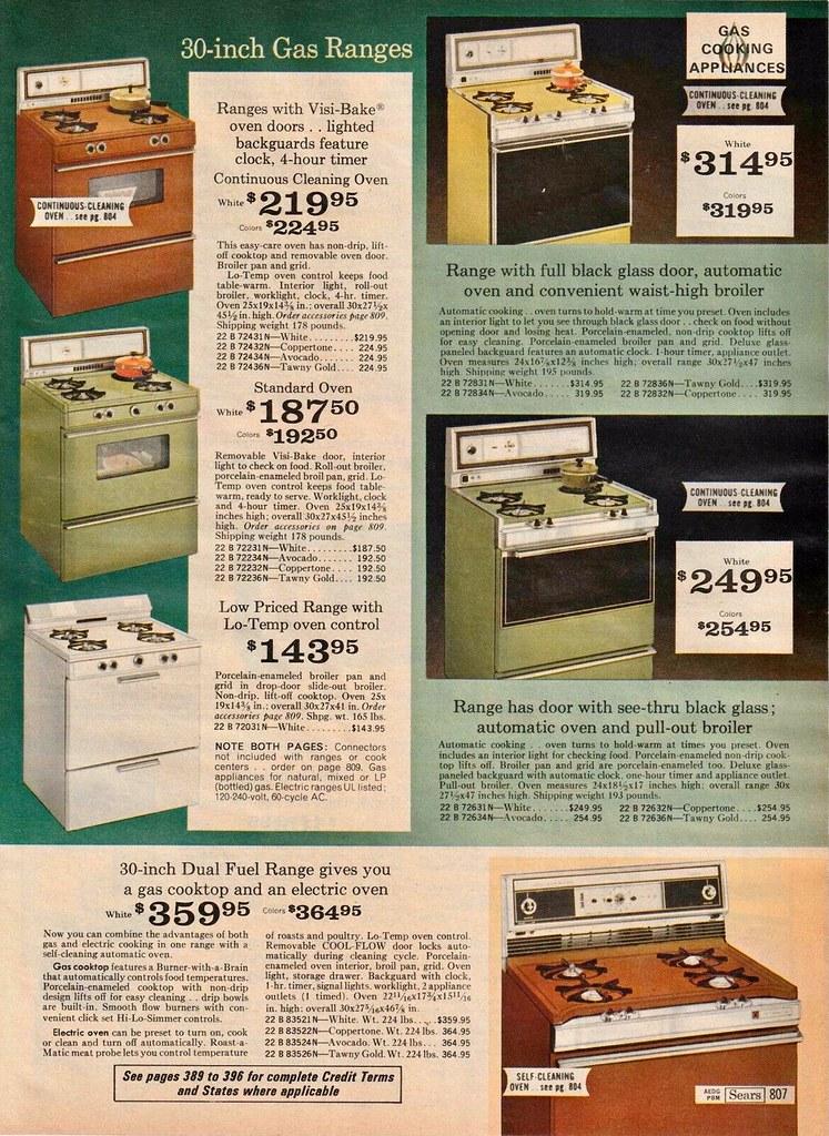 Sears Kenmore 1973