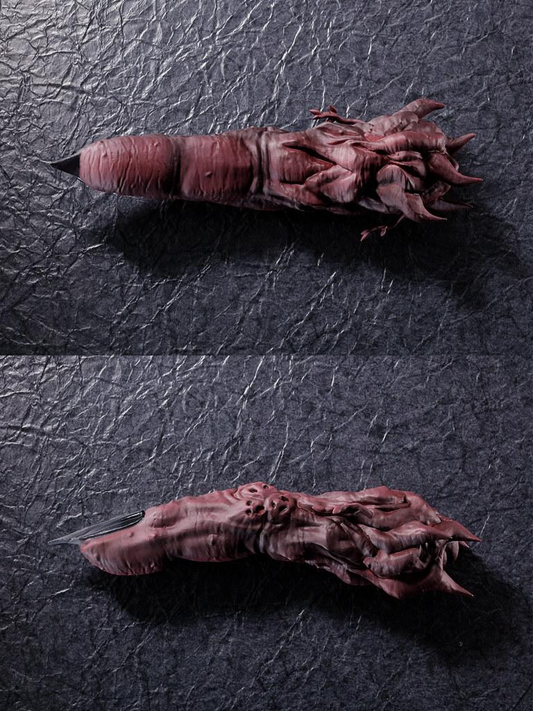 這你敢吞?PROPLICA《咒術迴戰》特級咒物「兩面宿儺的手指」道具複製品