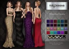 KiB Designs - Manisha Gown @Designer Showcase