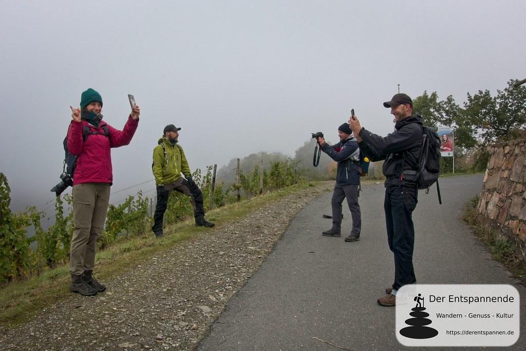 Blogger- und Foto-Galore auf dem Rheinsteig