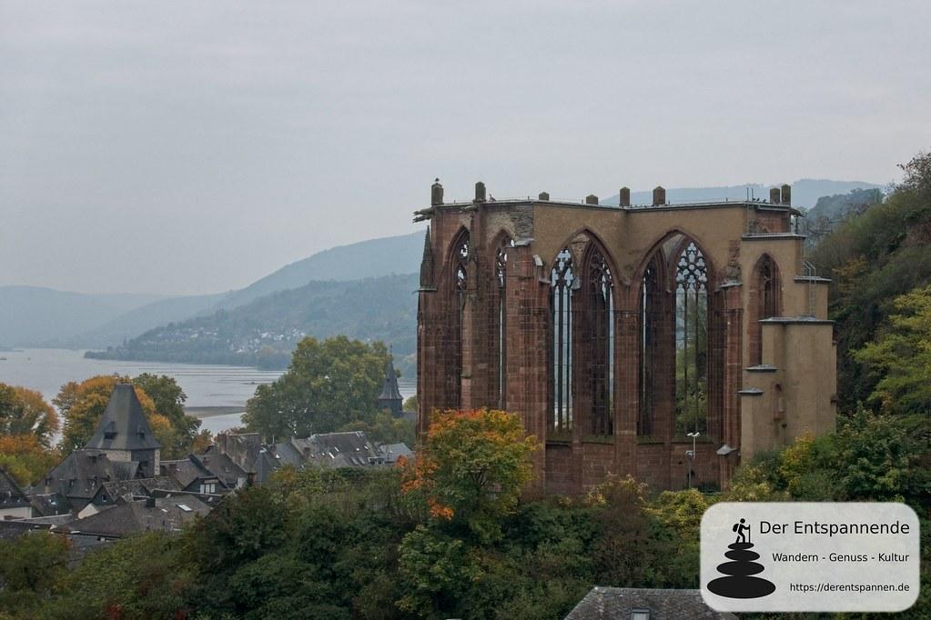 Die Wernerkapelle von Bachararach