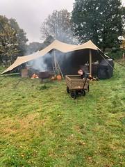 Hallowe'en Stretch Tent