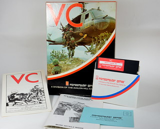 Gamme Apple II - VC (VietCong) / 1982