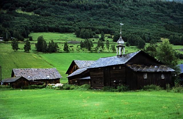 Norwegen 1998 (761) Gudbrandsdalen