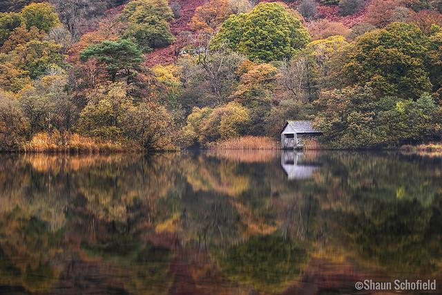 Rydal Water | Lake District | Cumbria | 20/10/20