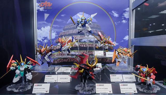 萬代收藏玩具年度大展『TAMASHII Features 2020 in TAIWAN』11 月 06 日震撼登場!