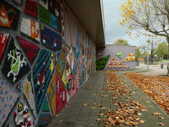 It is autumn