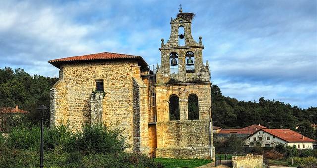 Iglesia de Jugo .  Alava.