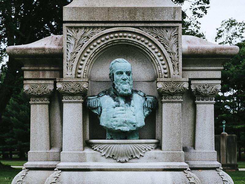 Brig. Gen. Abel D. Streight (1828-1892)