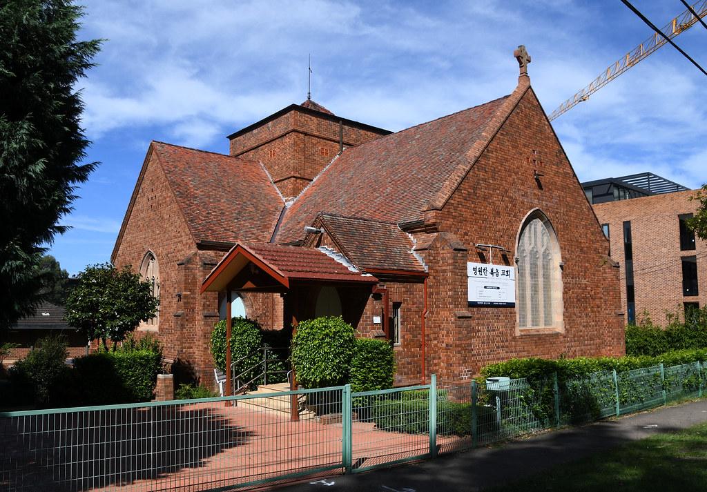Eternal Gospel Church, Turramurra, Sydney, NSW.