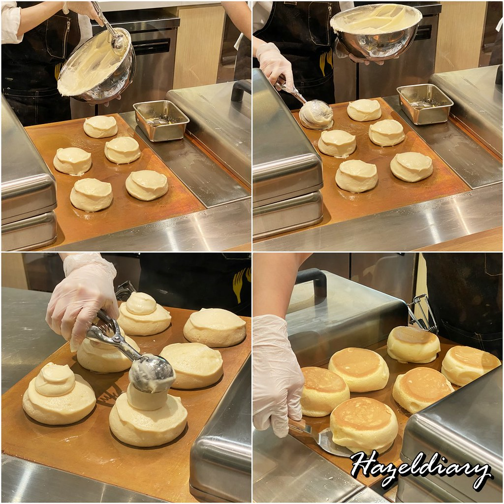 FLIPPER'S Singapore-Kiseki Pancake Takashimaya Shopping Centre