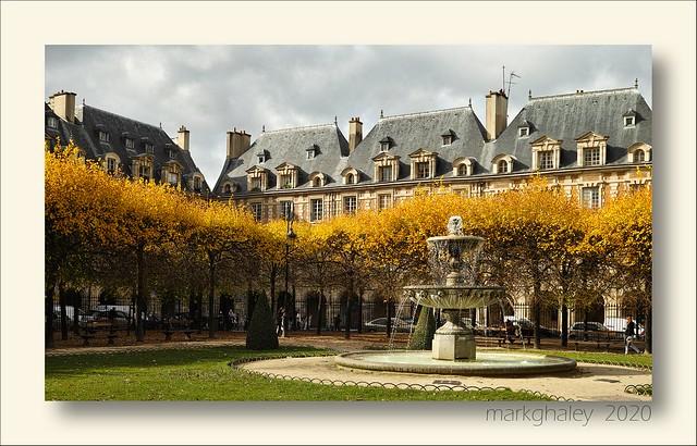 Place de Vosges, Paris