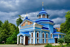 Church of the Dormition | Mukachevo | UKRAINE
