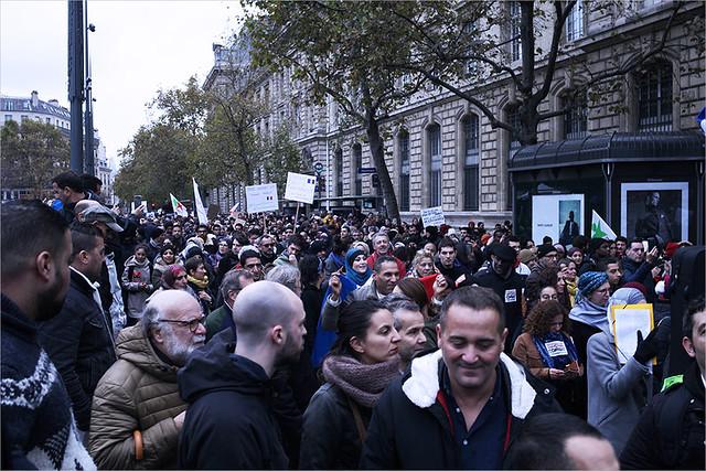 Marche contre l'Islamophobie à Paris IMG191110_008_©2019 | Fichier Flickr 1000x667Px Fichier d'impression 5610x3740Px-300dpi