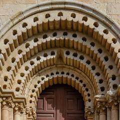 Ciudad de Zamora. Puerta Sur de la Catedral