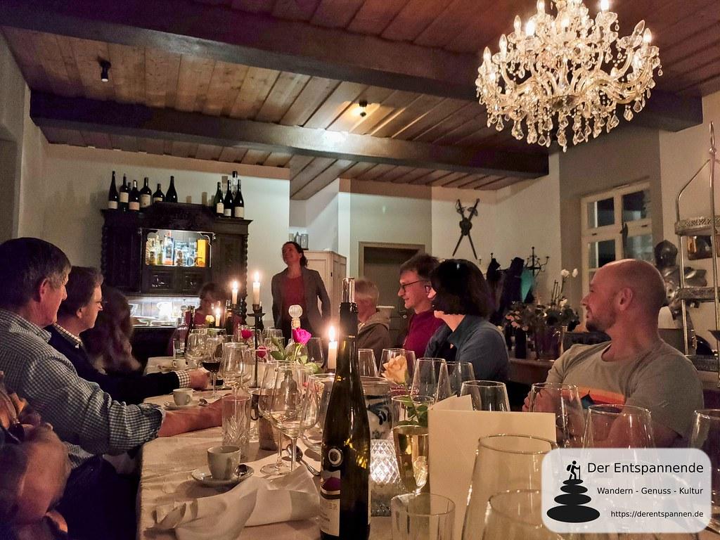 Dinner for Seven auf Burg Sterrenberg