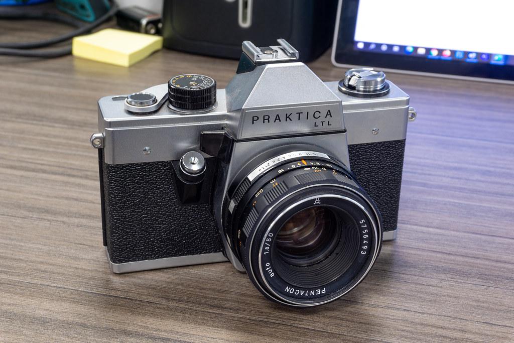 Camera Review Blog No. 130 - Pentacon Praktica LTL